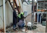 경기도, 한탄강 지류 수질오염물질 배출사업장 127곳 합동 단속. 위반행위 28건 적발