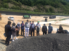 인천시 영흥도 주민들, 친환경 매립시설 운영상황 직접 확인
