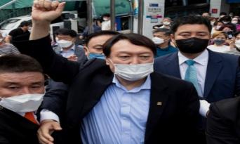 윤석열 캠프 대선체제로 캠프 전환예정