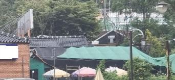 인천, 만의골 상가지역에 불법건축물 횡행